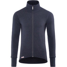 Woolpower 400 Full Zip Jacket Unisex dark navy